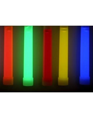 Paire d'embouts lumineux pour bâton