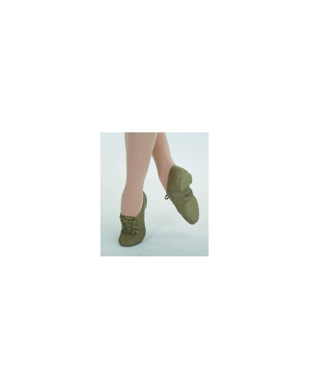 réduction jusqu'à 60% large sélection Achat Chaussons bi semelles en cuir Capezio - Les meilleurs chaussons de Danse et  de Twirling