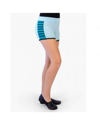 Shorty enfant Capezio multicolor