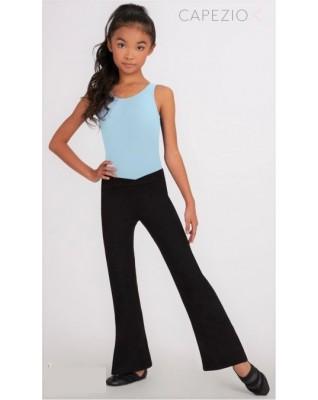 Pantalon Jazz Capezio Coton Lycra CC750M