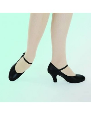 Chaussures Capezio Theatrical Footlight 656