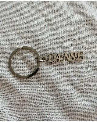 Porte clés Danse