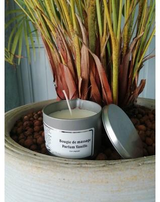 Bougie de massage Bio Parfumée