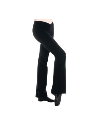 Pantalon jazz Capezio nylon lycra bd202