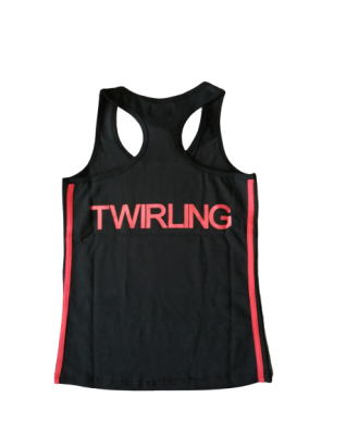 Top Twirling Taille L