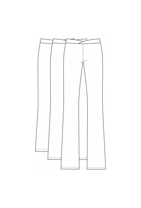 Pantalon Jazz Capezio Coton Lycra CC750M - Vocation Danse 4b075fe4d13