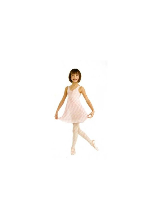 Enfant   Justaucorps empire dress Capezio 3968c ... f63ece3414d