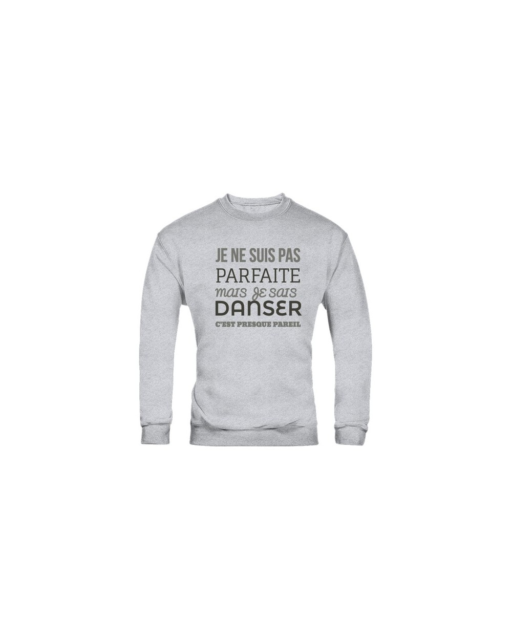 Sweat manches longues