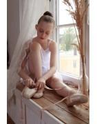 Collants de Danse et de gymnastique sans pieds