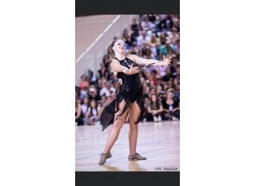 Anaïs Cravic, Championne de Twirling Bâton